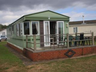 Holiday caravan 29a, Lymington