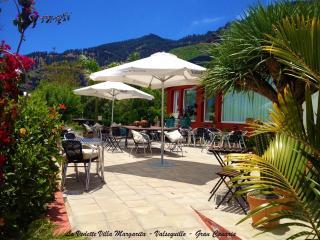 La Vedette Villa Margarita - Valsequillo Gran Canaria - Front terrace