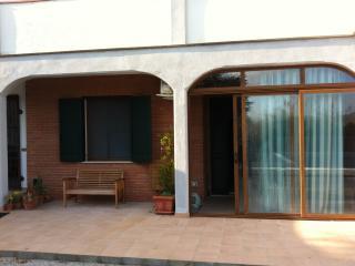 piccolo appartamento in villa