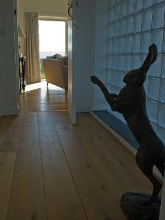 Our resident hare will always pose for the camera.