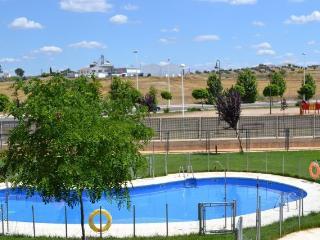 Apartamento Natura, con piscina y a. acondicionado, Mérida