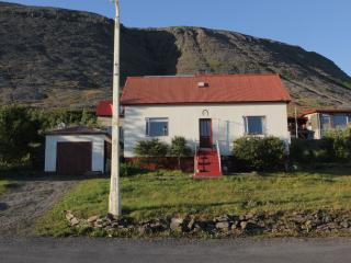 Iceland,Westfjords, Patreksfjordur