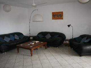 The Lounge with leather suite