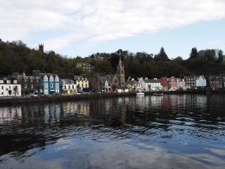 Colourful Tobermory harbour - children will know it as Balamory