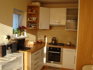 Studio apartment in Gdansk, Danzica
