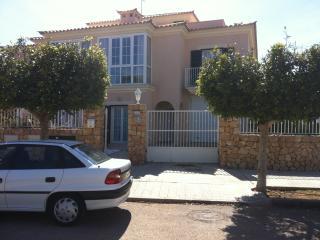 Villa La Perla facade