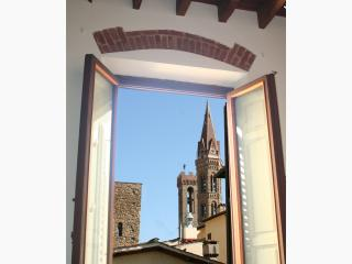 Comfortable 3 bedroom Florence apartment, sleeps 8, Florencia