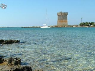 Scorcio del mare di Sant' Isidoro