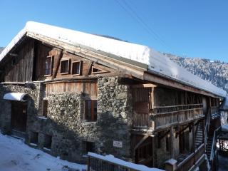CHALET FARM LA TANNERIE chic rustic 200m from ski lift service available