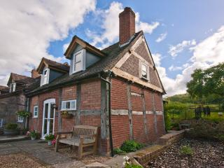 Cottage near Ironbridge, Much Wenlock