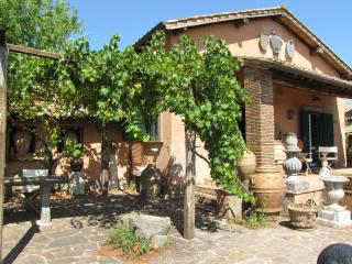 Charming cottage with breathtaking views near Rome, Soriano nel Cimino