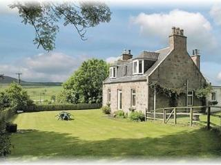 Marchmar Farmhouse, Huntly