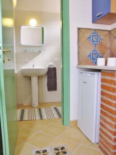 Apartment COUS COUS - second bathroom