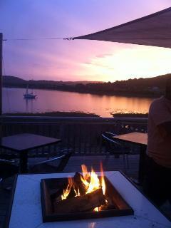 Creagan Inn Sunset
