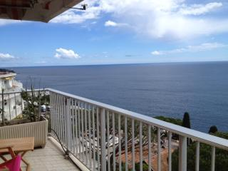 Idyllic sea view holiday apartment with pool acces, Nice