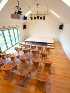 Studio Theatre at The Old Mill Centre
