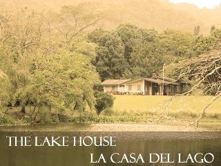 Finca El Zapote - Lake House