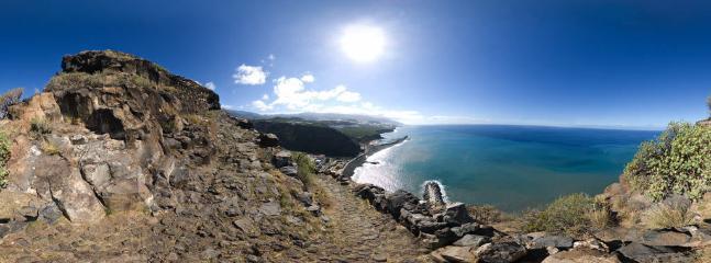 La Palma views