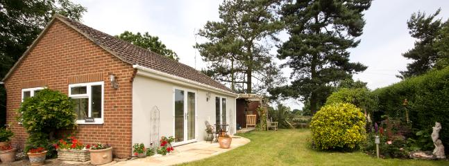 Welcome to Three Springs. One bedroom detached Annexe adjacent to our bungalow