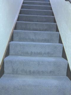 New stairs, landing and bedroom carpets in 2012