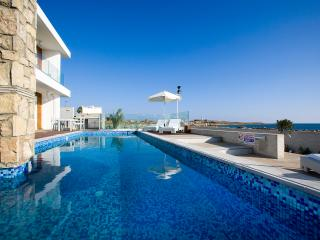 Pafos Designer Villa - 3 bedroom seafront - #PCY