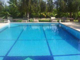 Private Pool retreat Marrakech
