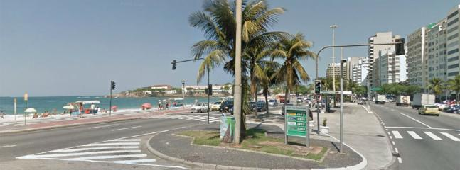 Surrounding area | Atlantica Av and the seaside is too close to the Studio´s building