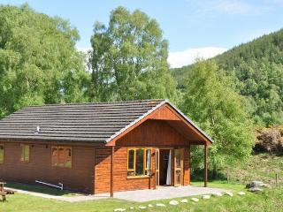 Glomach lodge at Lochletter Lodges, Drumnadrochit