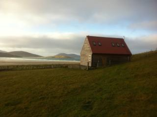 Harris-Cuckoo Cottage, Isla de Harris