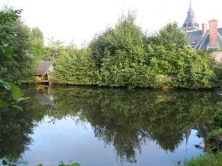 Closerie de l'étang, chambre 2, Breteuil