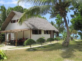 Badamier une des  villas de Piment Vanille
