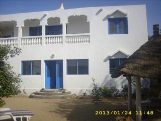 Les Moulins de Saly maison d'hôtes sur la plage, Somone