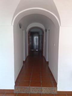 Entrance Hall and Corridor