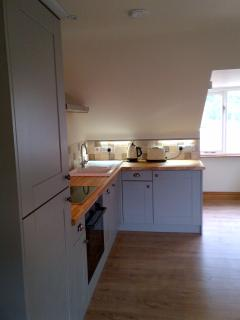 Here's another shot of the kitchen
