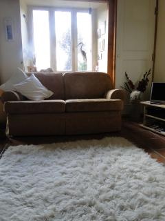 Our comfortable sitting room
