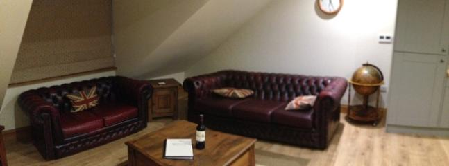 Another picture of the lounge in our holiday cottage