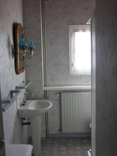 Bath room with shower - 1st floor