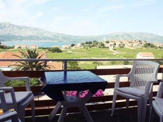 Baglija apt. with Amazing view, Lumbarda