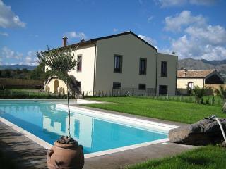 Villa dei Baroni, Castiglione di Sicilia