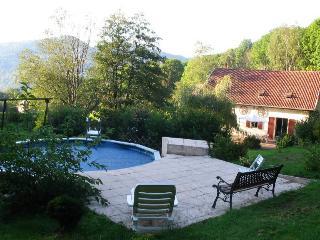 Gite des Plateaux - Vosges Sud, Lure
