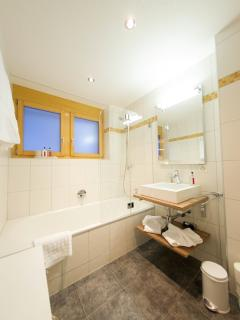En-suite bathroom to bedroom 2