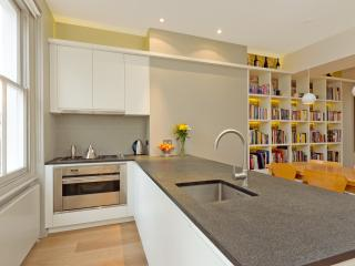 Light and modern kitchen