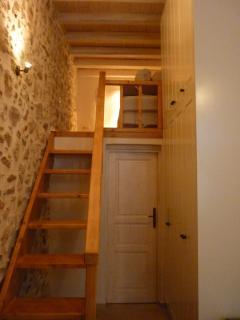 Appartement Avgerinos: mezzanine idéale pour enfants: 2 matelas