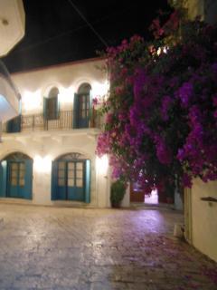 Villa Aposperitis facade