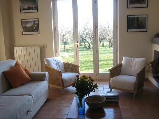 Le Caiole - Quercia / Oak is the large apartment in the house. The large living room.