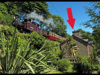 Bodorwel - Ffestiniog Railway, Penrhyndeudraeth