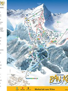 Bansko is Bulgaria's # 1 ski resort, having the best and most modern ski centre in Bulgaria