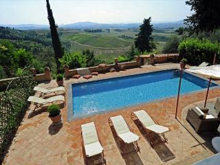 Villa Etruria, Fabbrica