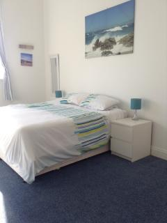 Large second bedroom which can be used either as a double or twin room on request