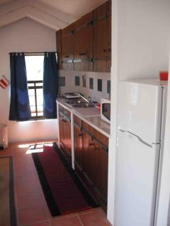 Kitchen in Top Floor